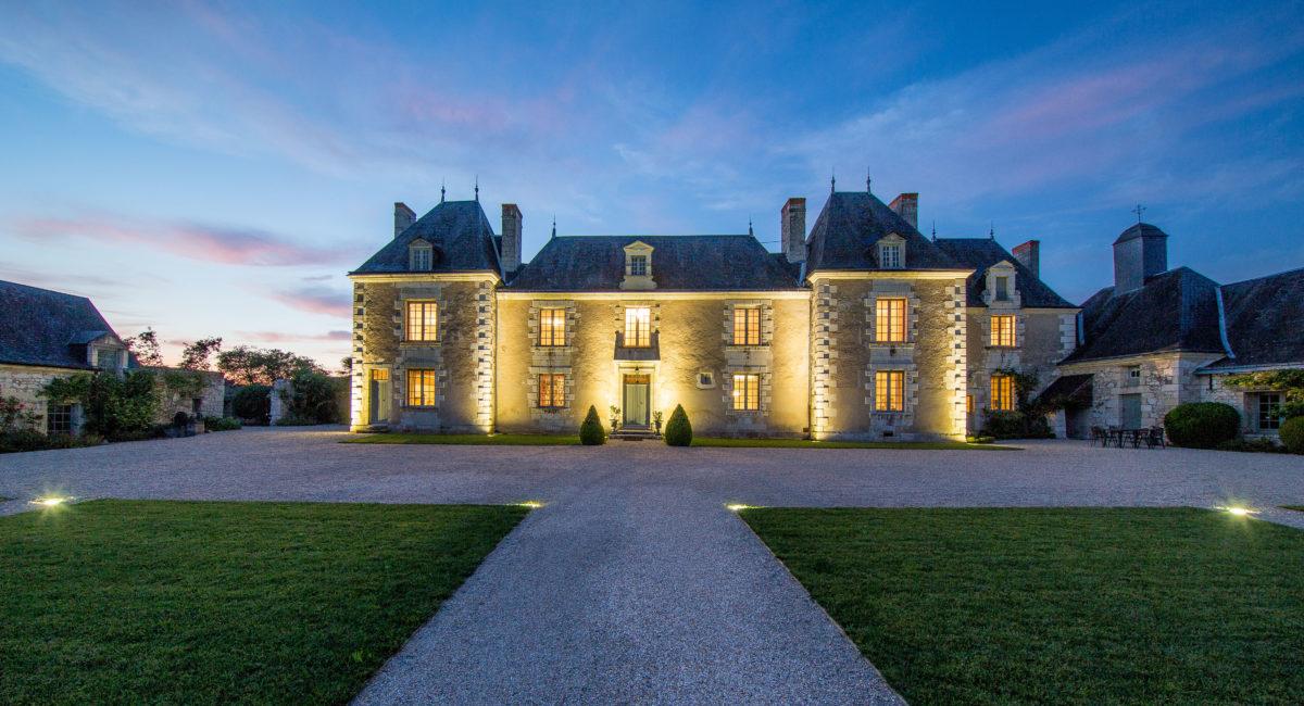 9066 - Château  éclairage nuit IMGL9066