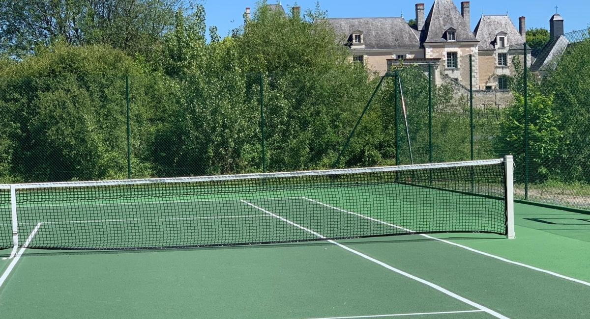 tennis 2 - pages Accueil et Galerie tennis